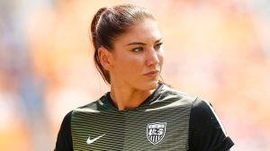 Hope Solo: An ugly American in Rio.
