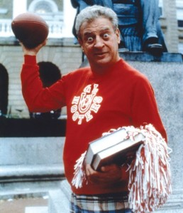 Rodney Dangerfield doesn't get any respect, and neither do the Blue Bombers.